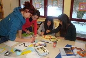 Workshop Klangbildverlag Projektwoche Schule